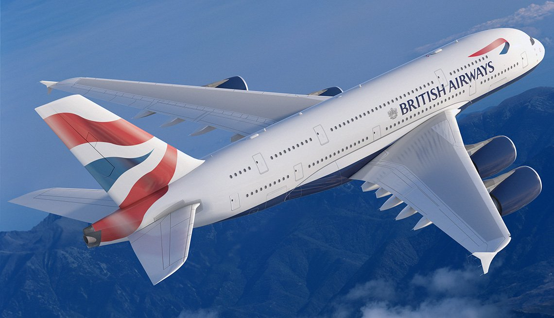 BRITISH AIRWAYS BODRUM UÇUŞLARINA BAŞLIYOR...